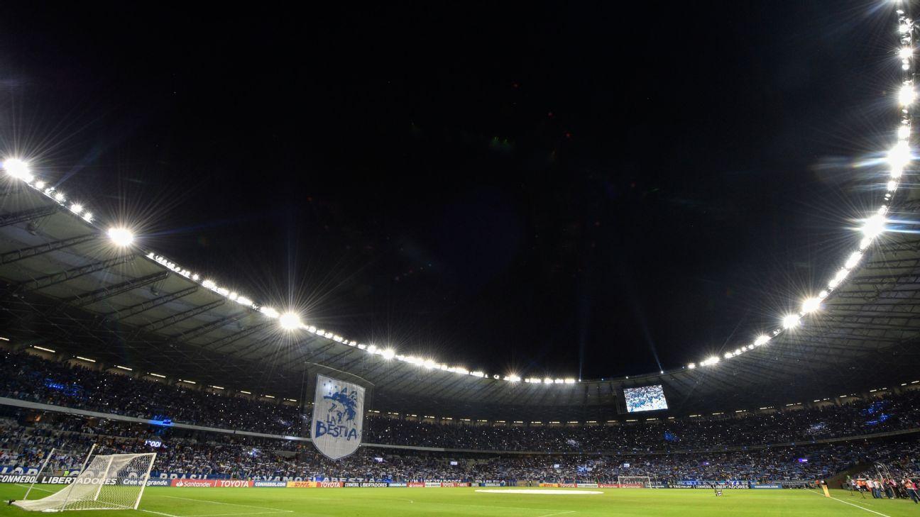 Ronaldinho's son signs professional contract with Cruzeiro - ESPN