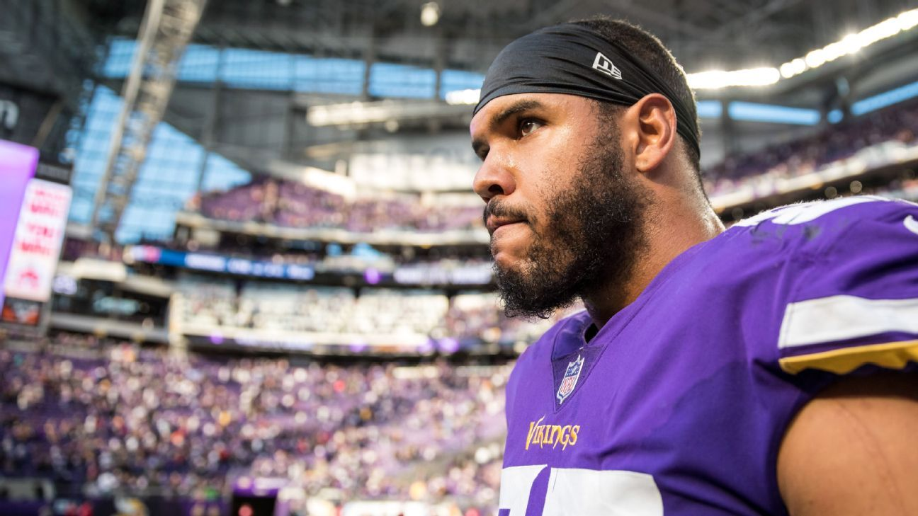 Anthony Barr agreed to a contract with the Jets for $15 million a season -- and immediately regretted it. Here's how Barr backed out, and proved to himself he made the right decision.