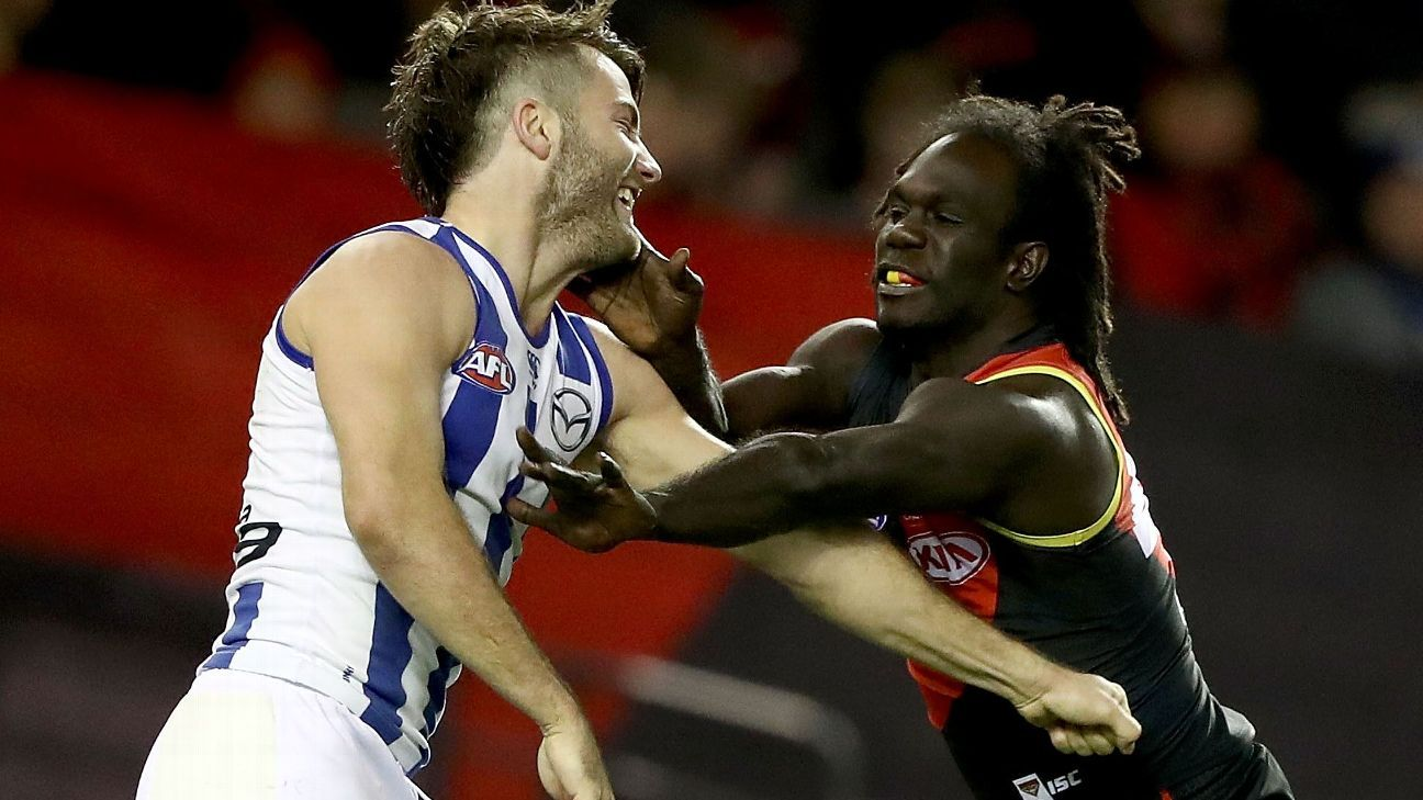 TAB Betting Blog: Essendon, 'Tippa' to roll on against Kangaroos