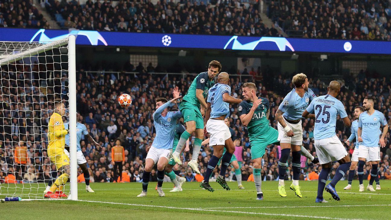 Explaining the VAR drama: Why Fernando Llorente's goal stood as Spurs eliminated Man City