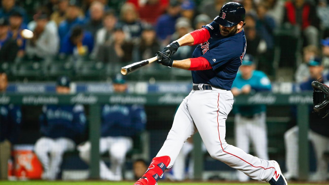 Fantasy baseball forecaster for Week 4 - April 22-28 with rankings, projections