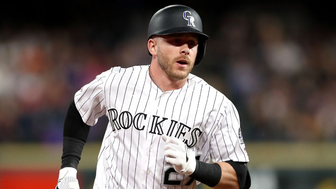 Sources: Rockies, Trevor Story agree to 2-year, $27.5M deal