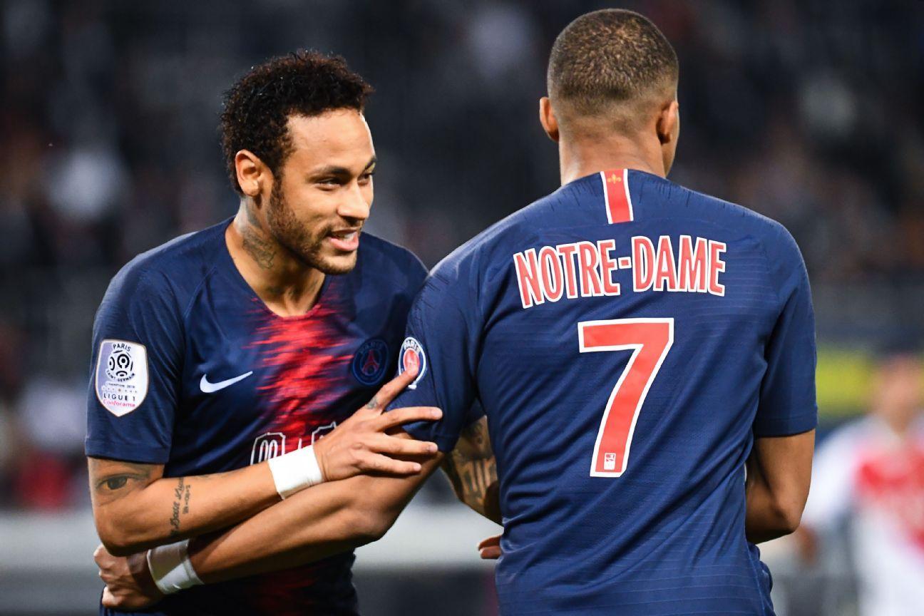 review terbaru: 48+ Monaco Vs Psg 2019 Background