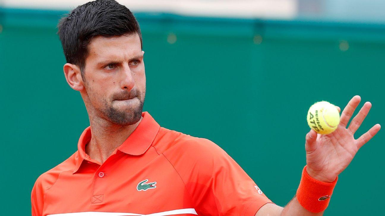 Djokovic in Madrid semis after Cilic withdrawal