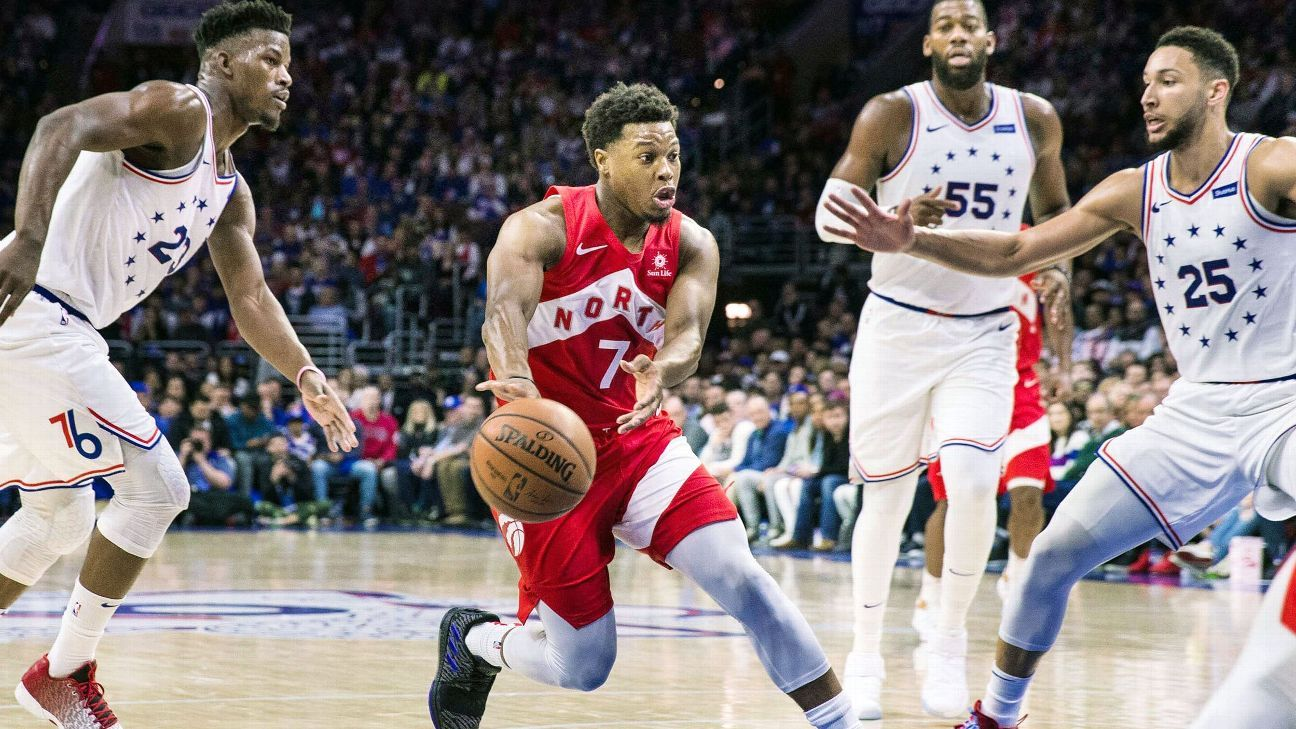 What drives Kyle Lowry's unexplainable basketball genius?