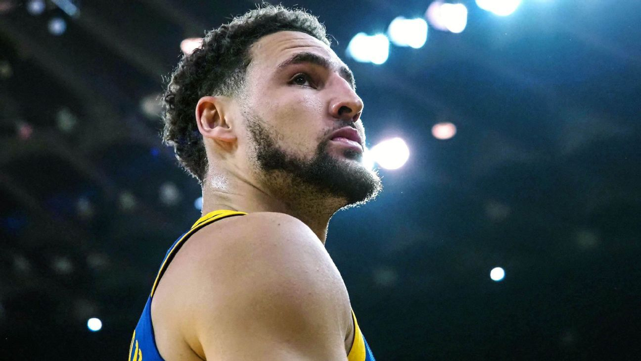 Klay on All-NBA: Wanted to make it 'so badly'