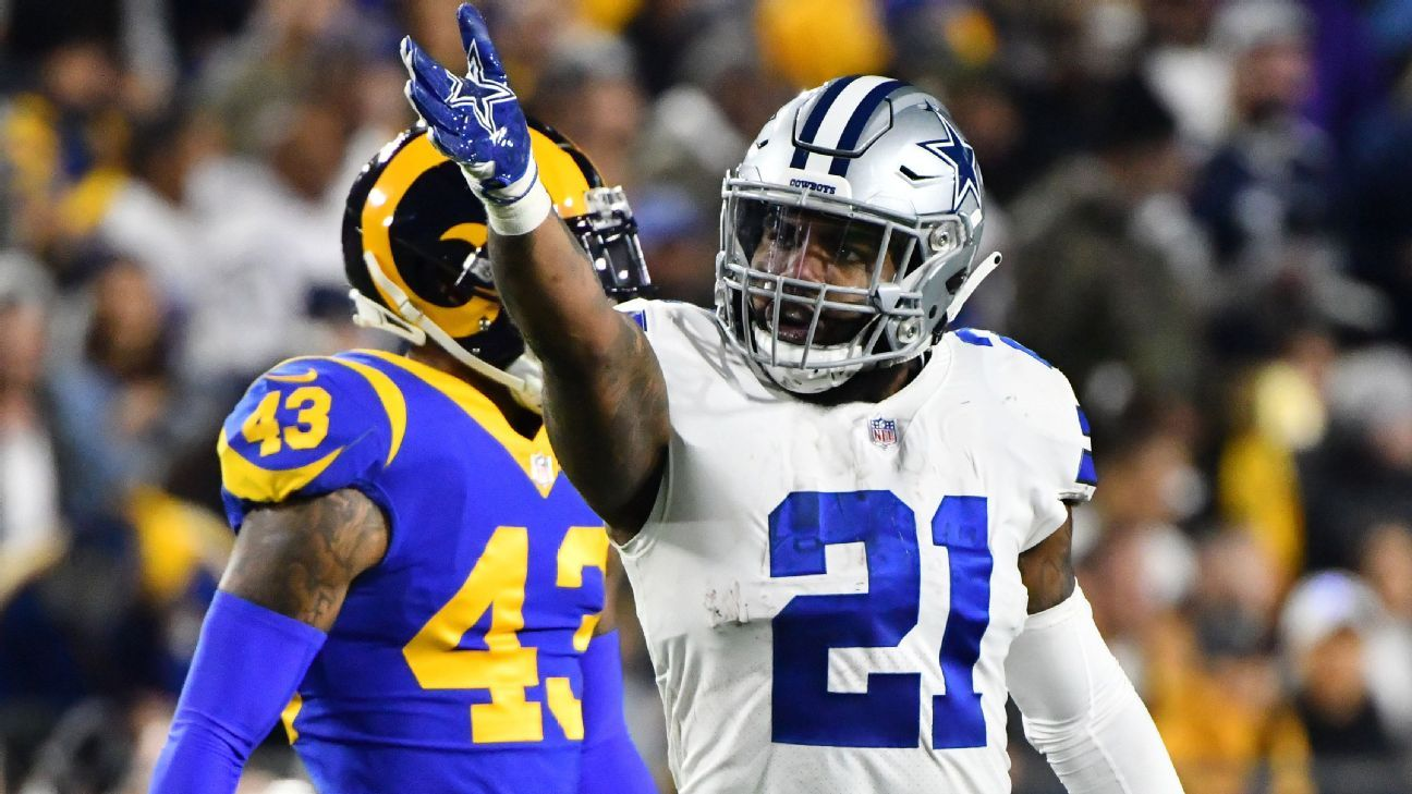 Fantasy football updated 2019 PPR rankings - Tristan H