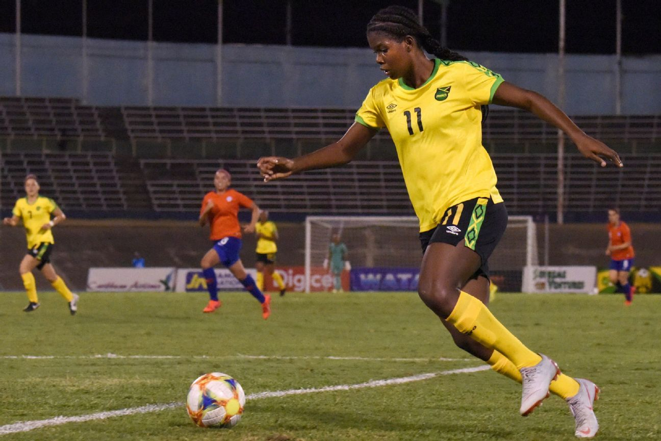 Women's World Cup 2019: How Bob Marley's daughter saved Jamaican soccer