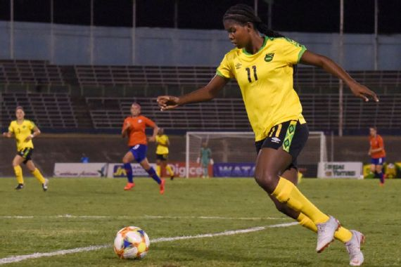 Women's World Cup 2019 - How Bob Marley's daughter saved