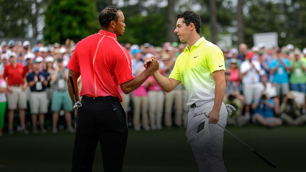 Details of Skins event with Tiger, Rory unveiled