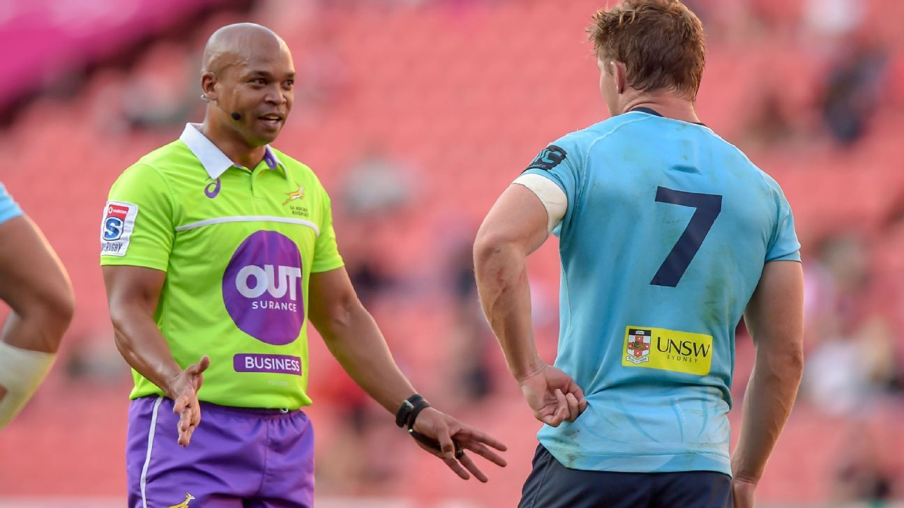 Super Rugby Round 13 review: Tahs frustrated by bizarre Joburg scenes