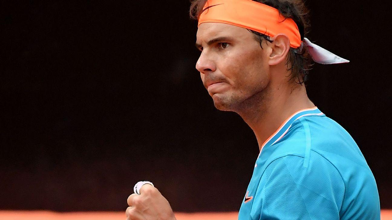Nadal, Djokovic to face off in Italian Open final