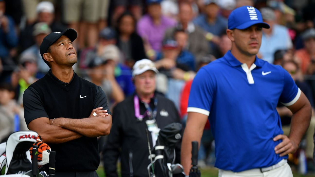 From Brooks to Tiger, the biggest questions from the PGA