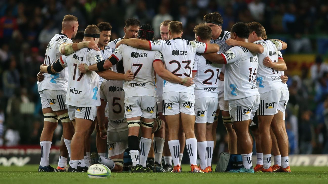 Crusaders refute allegations of 'homophobic behaviour' in Cape Town