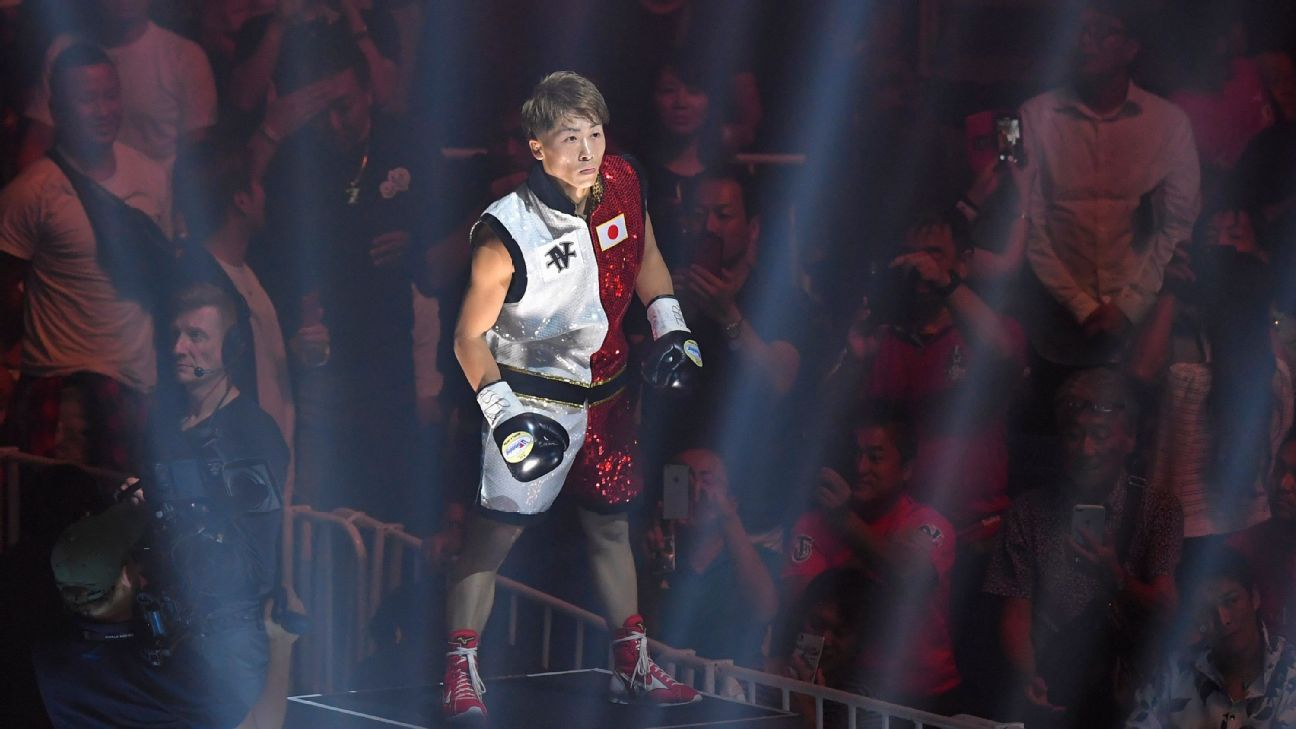 Steve Kim: Why Inoue is my No. 1 pound-for-pound fighter in the world
