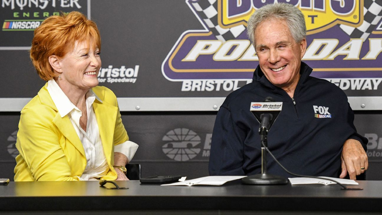For the first time in 47 years, Darrell Waltrip doesn't know what's next