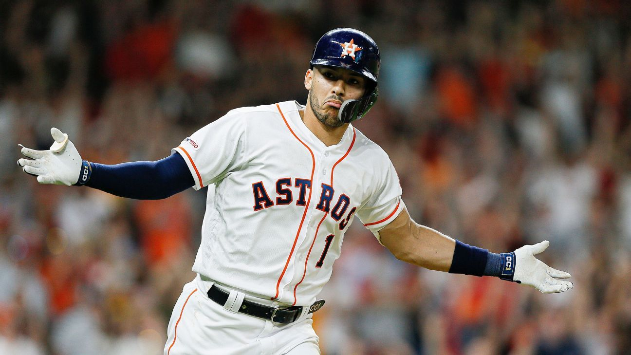 Sources: Correa switches agents; A-Rod advised