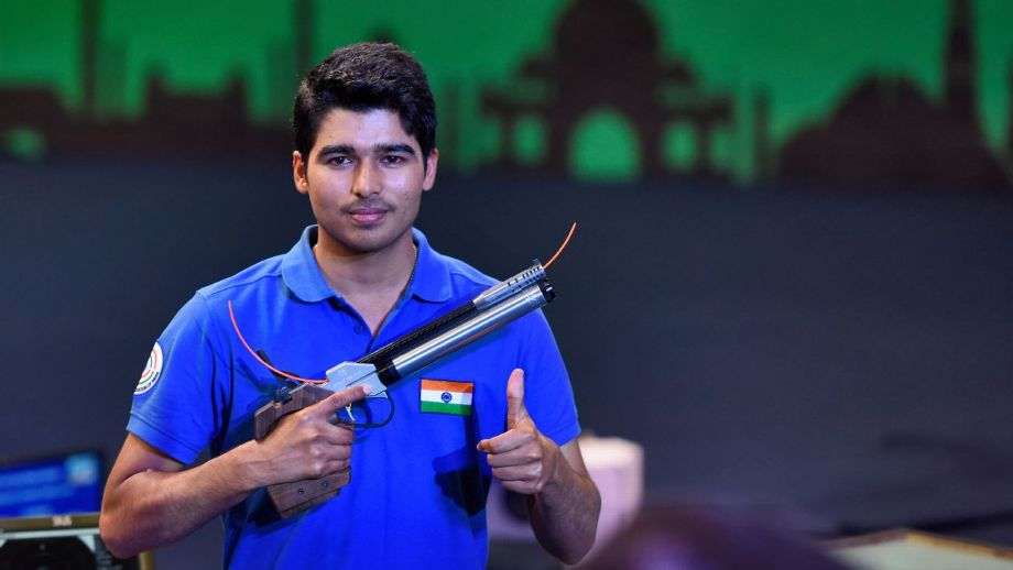 Saurabh Chaudhary bagged India's second gold medal in the ISSF Shooting World Cup 2019 in Munich