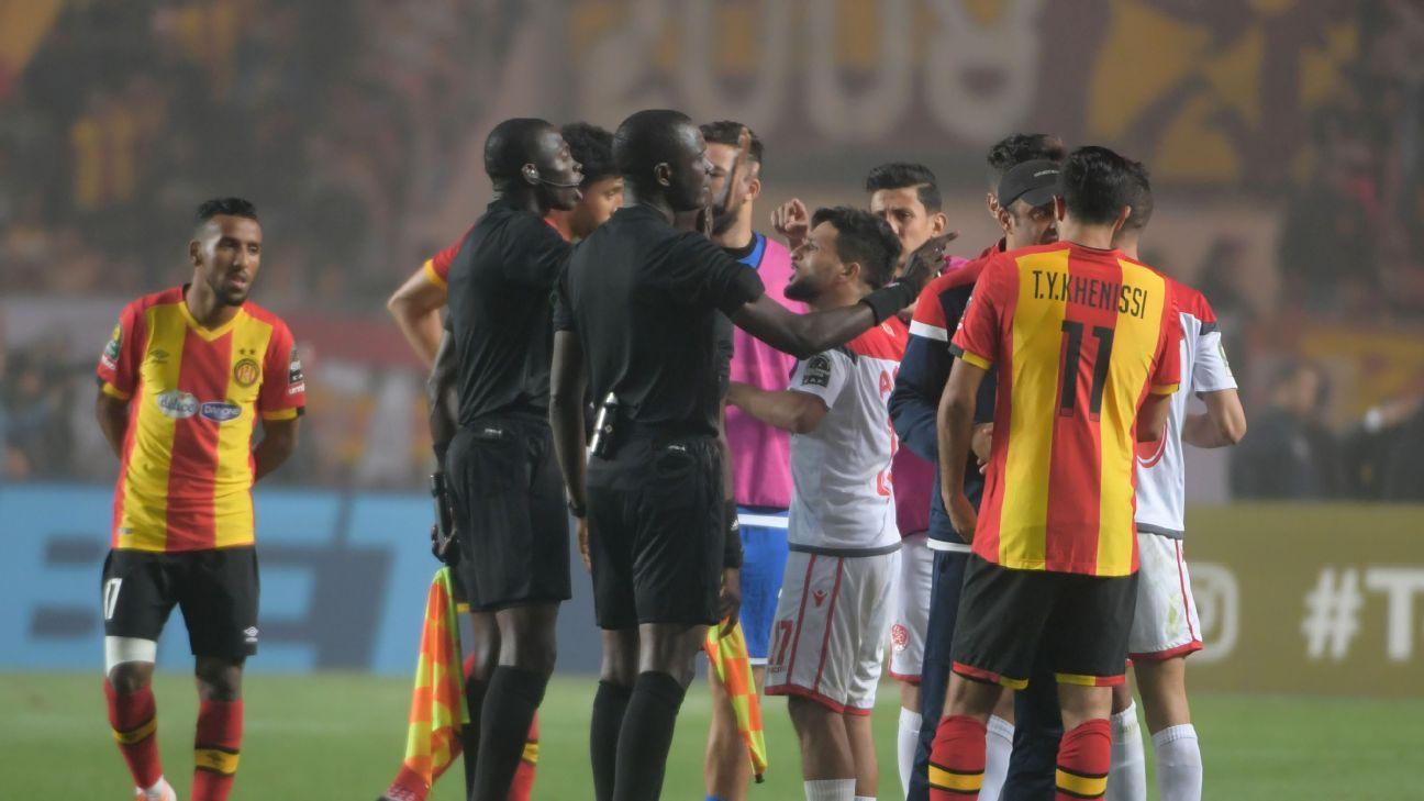 Esperance Sportive de Tunis vs. Wydad Casablanca - Football Match Report -  May 31, 2019 - ESPN