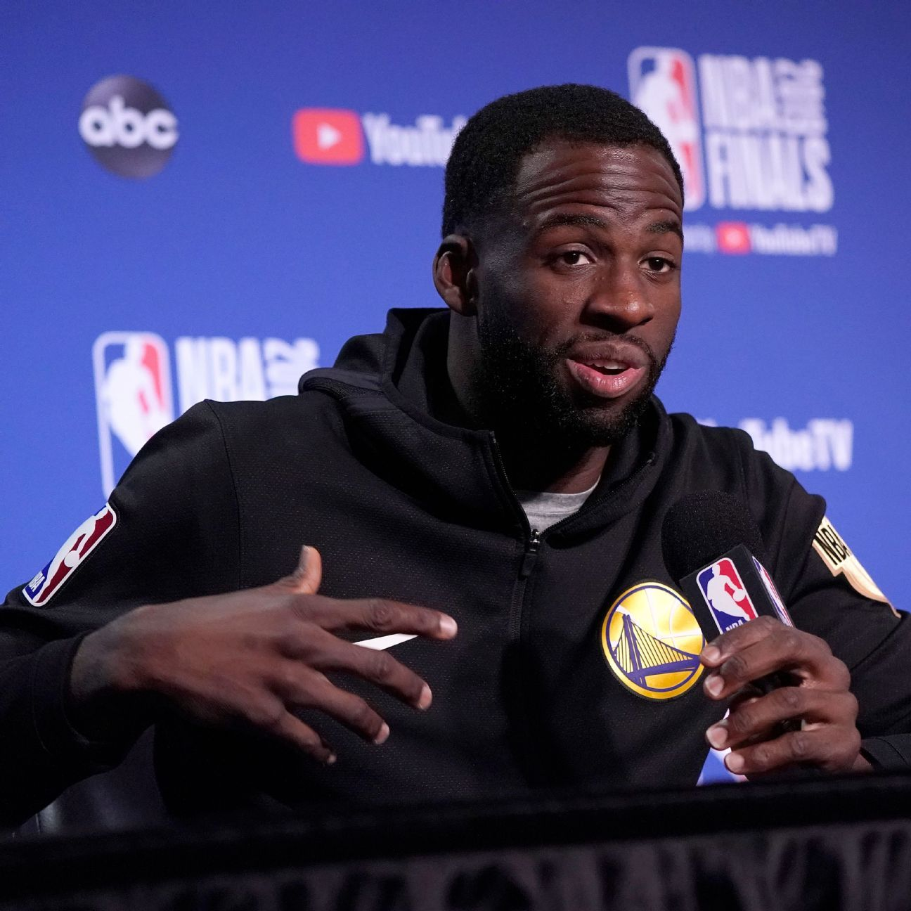 Draymond Green: No one ever blames teams when picks struggle
