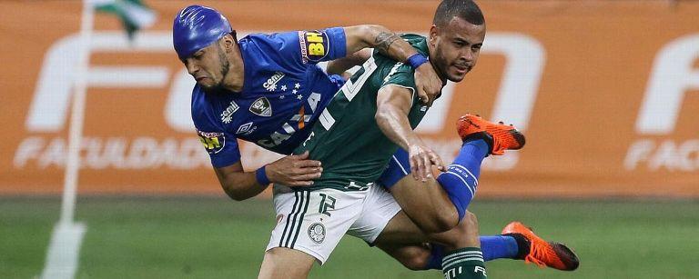 Por negociação envolvendo Mayke e Palmeiras, Cruzeiro é processado por seu próprio patrocinador