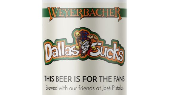 Image result for nfl beer dallas sucks