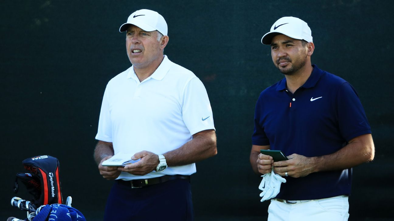 Day hopes caddie Williams can spark turnaround