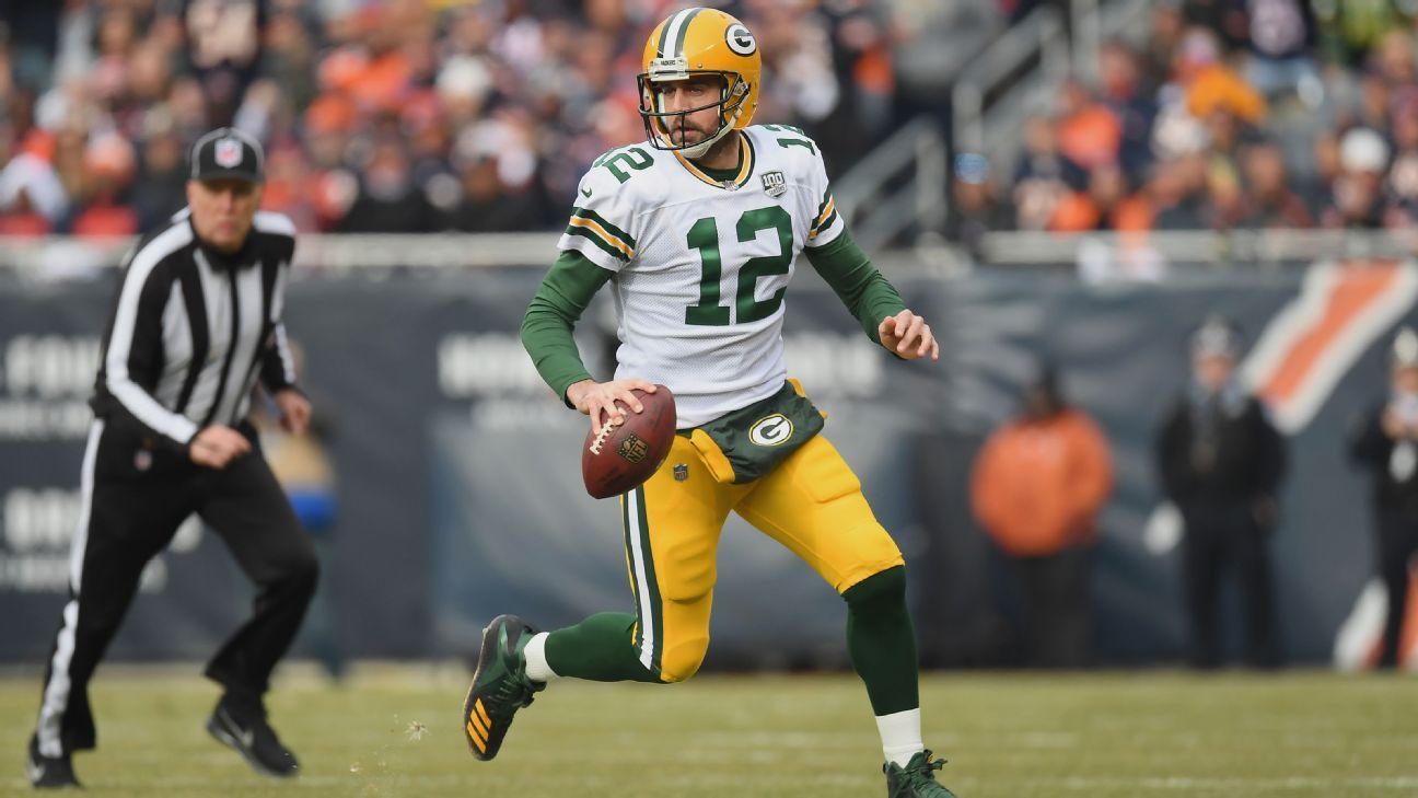 Aaron Rodgers still wants to make the 'no-no-no, good-play' throws