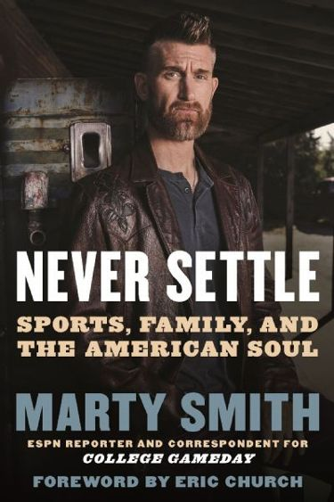 Book excerpt: Marty Smith and Nick Saban talk family and football