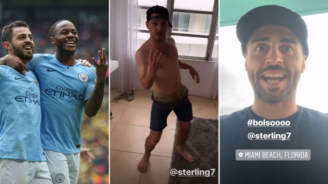 Toe Poke Daily: Bernardo Silva trolls Raheem Sterling over Man City star's running style