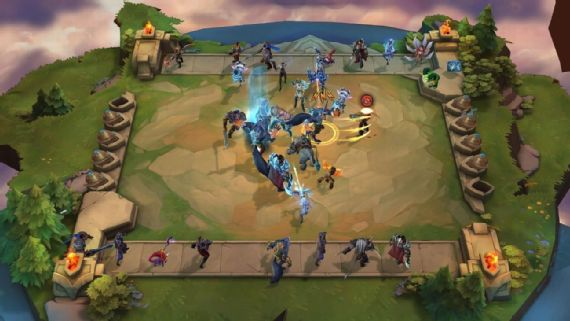Teamfight Tactics -- Breaking down Riot's newest game