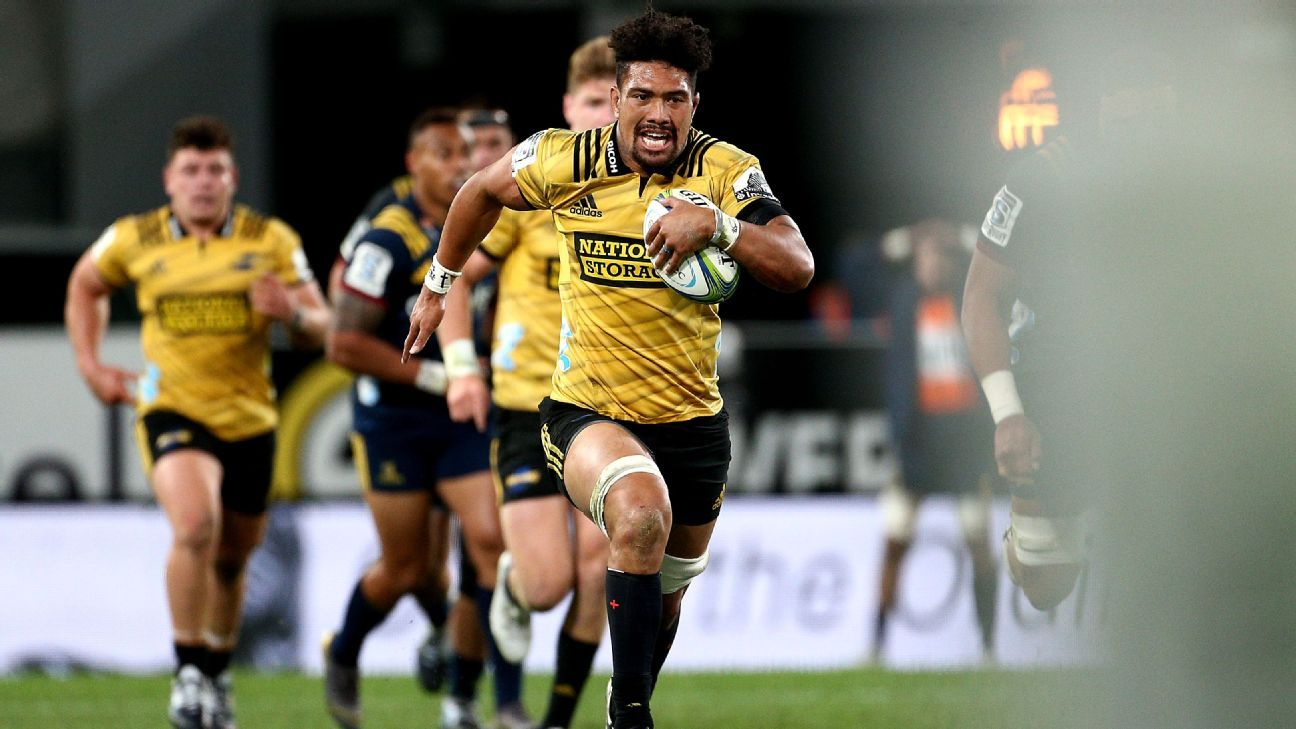 20 Super Rugby Team of Year
