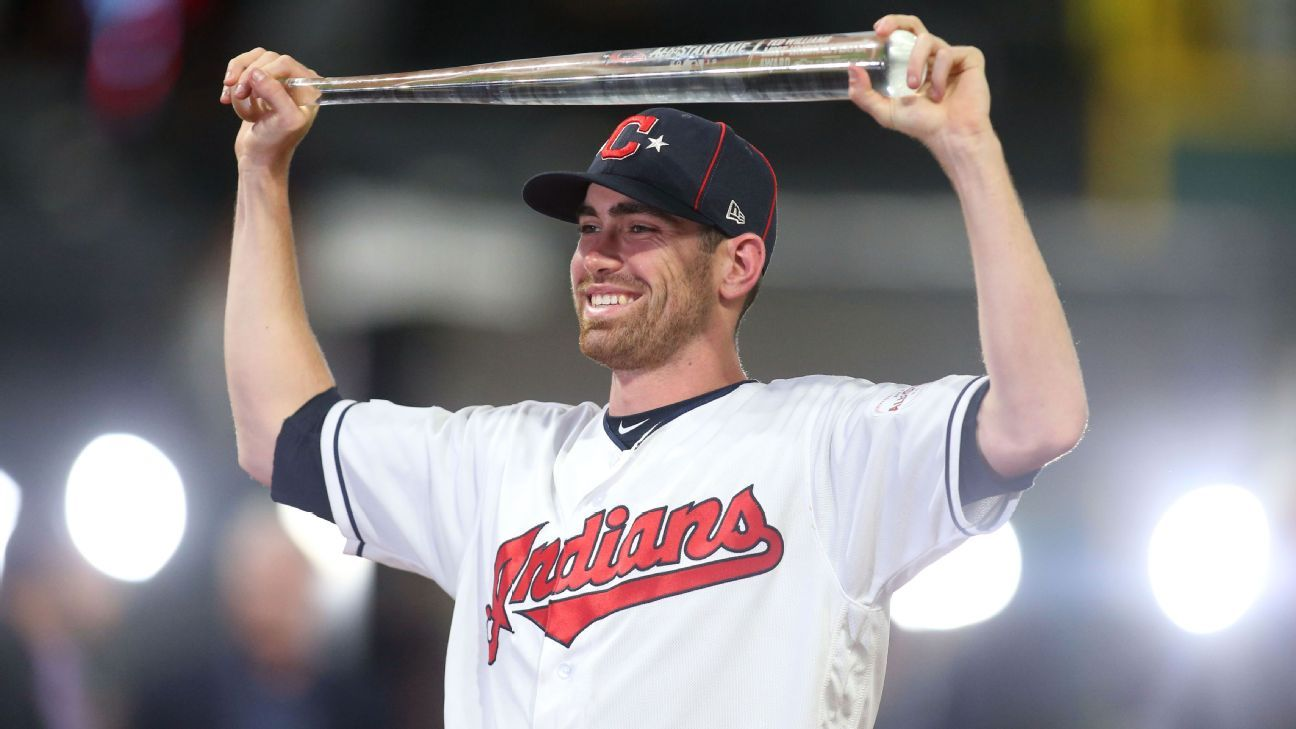 Fresh off Cy Young season, Shane Bieber would 'love to dive into' contract talks with Cleveland Indians