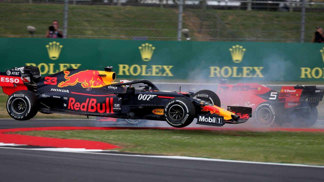 Horner: Vettel cost Max shot at P2