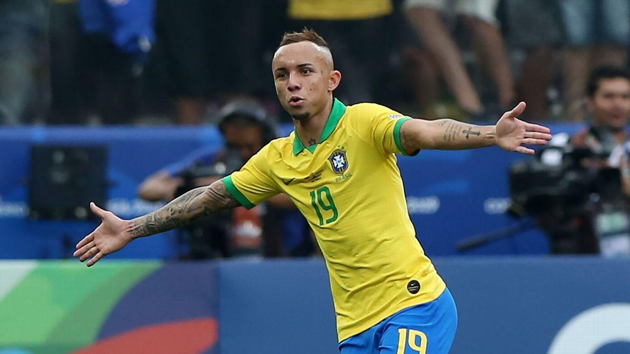 Transfer Talk: Arsenal plot transfer swoop for new Brazil star Everton