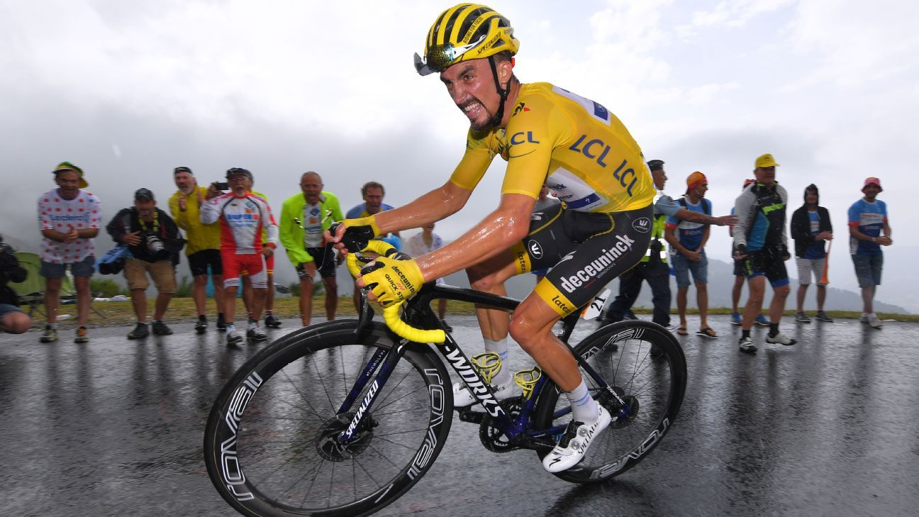 W2W4 at Tour de France: Who will end up wearing the yellow jersey?