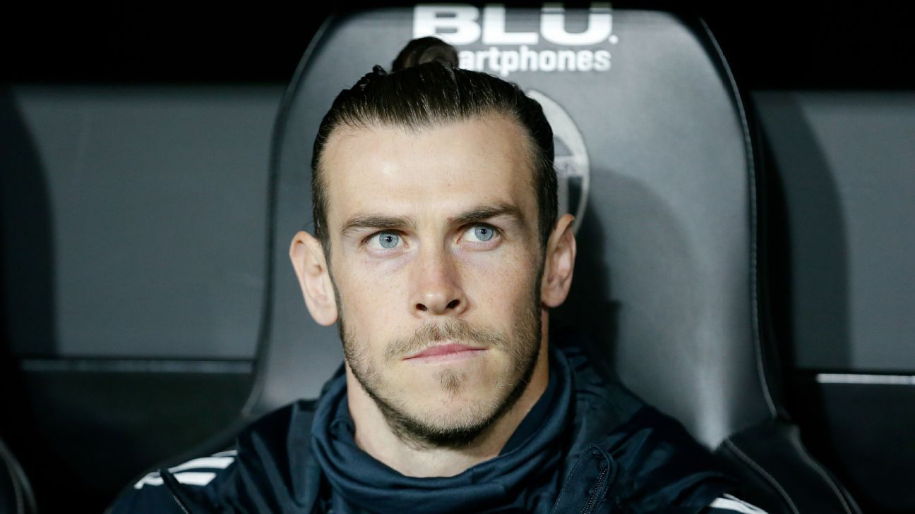 Bale's time at Madrid is up but there aren't many suitors for the Welshman