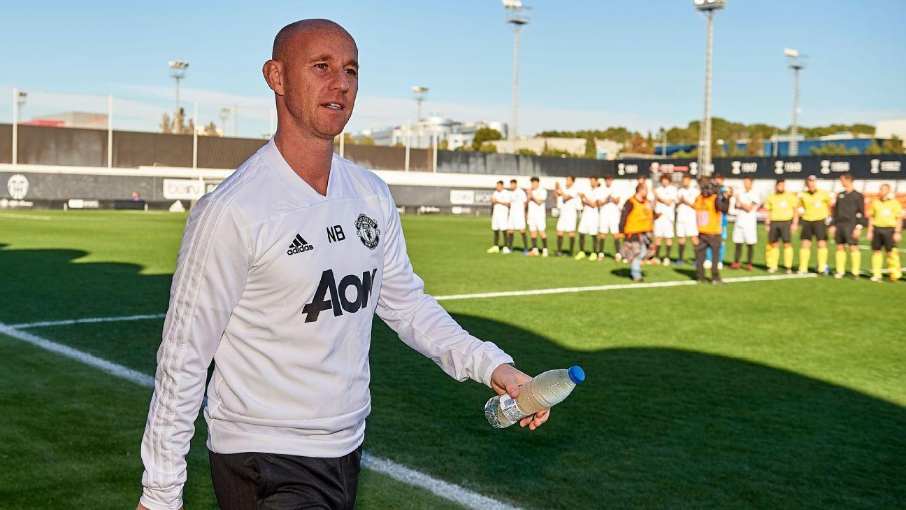 Butt named United's head of 1st team development