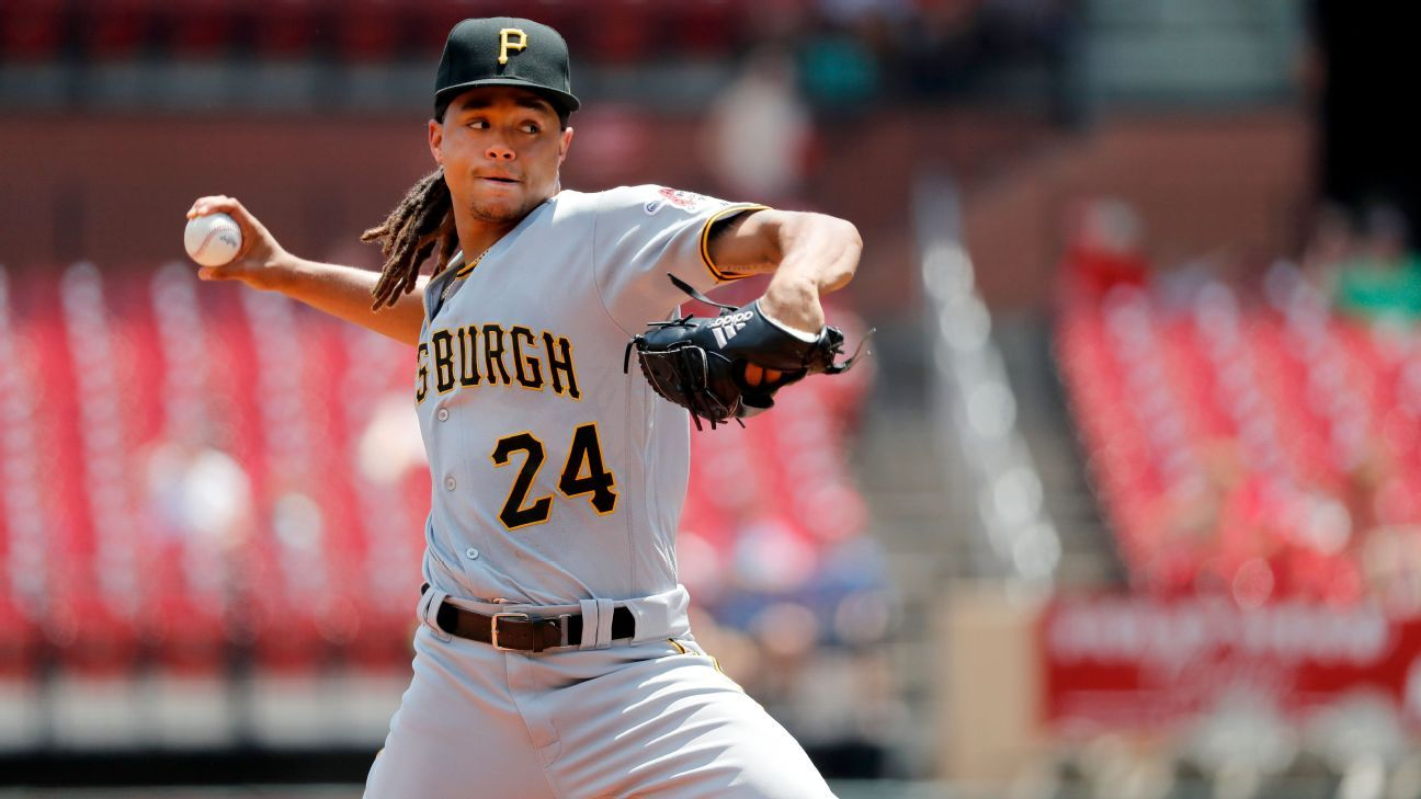Pirates RHP Archer out until 2021 after surgery