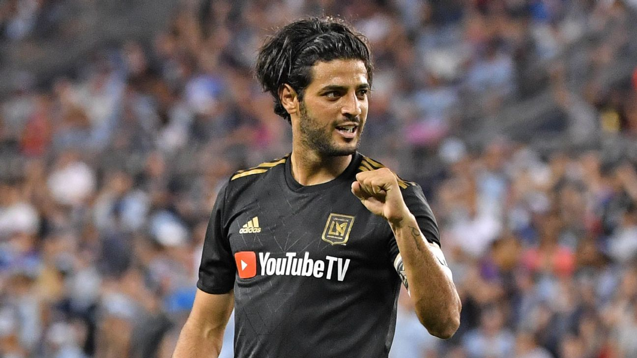 Carlos Vela is rewriting MLS record books but only cares about