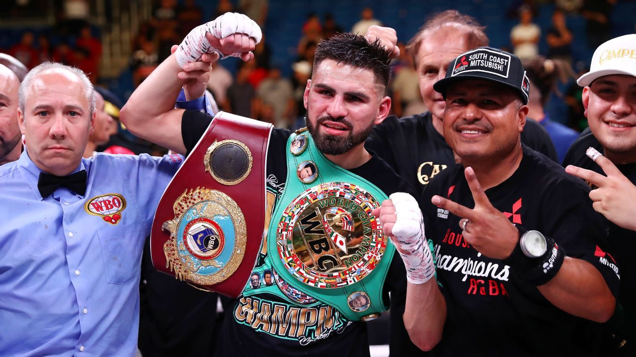 On-the-mend Ramirez won't fight until 2020