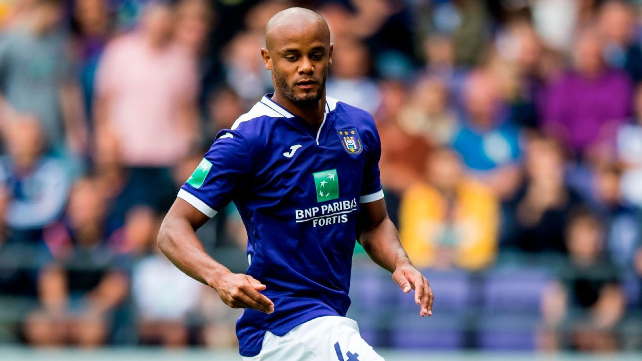 Kompany injured as Anderlecht lose again