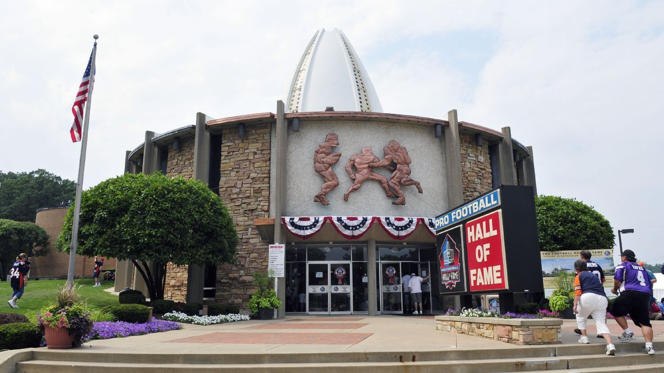 NFL owners to invest in Hall of Fame project