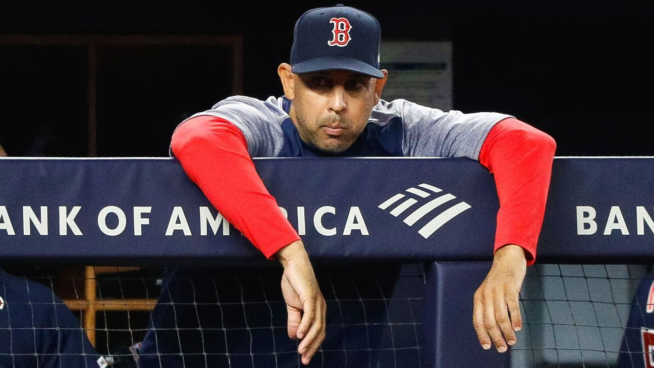 After deadline inaction, the Red Sox are headed in the wrong direction
