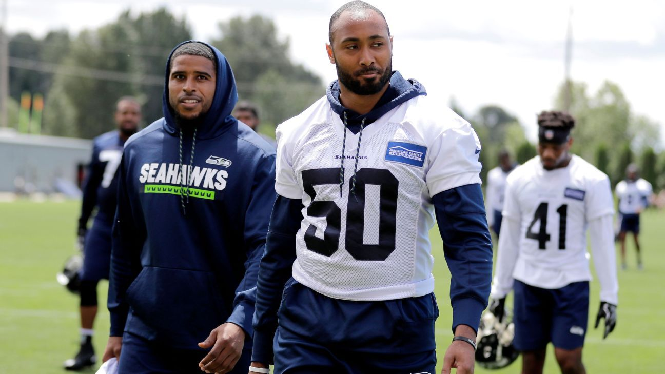Seahawks might lean on Bobby Wagner, K.J. Wright for sacks