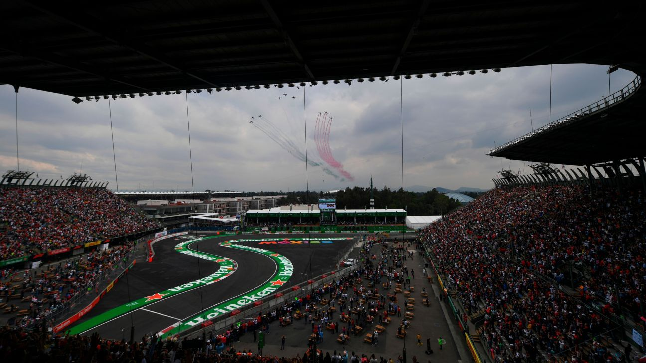 F1 has wired up fans to measure excitement levels