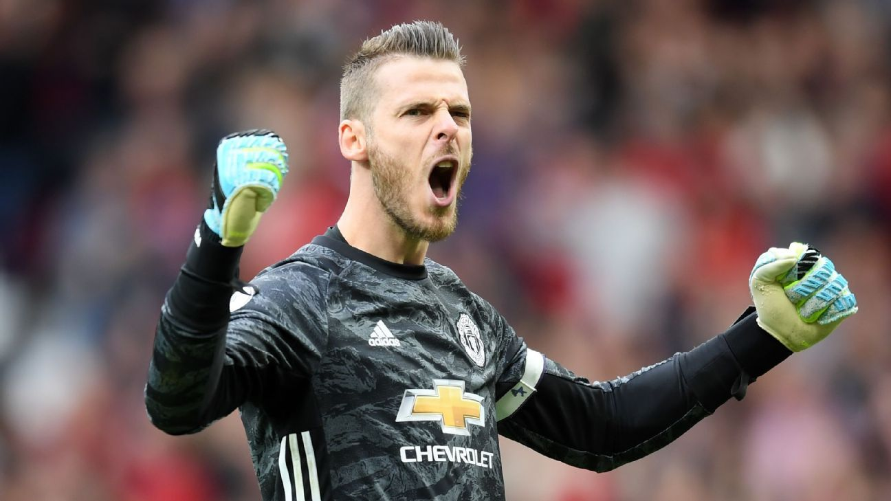 Spain boss plans to rotate De Gea and Kepa
