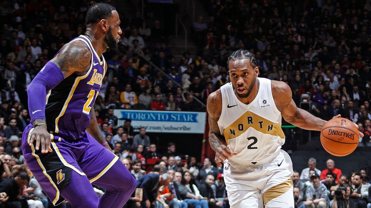 NBA schedule release - The games we can't wait to see in 2019-20