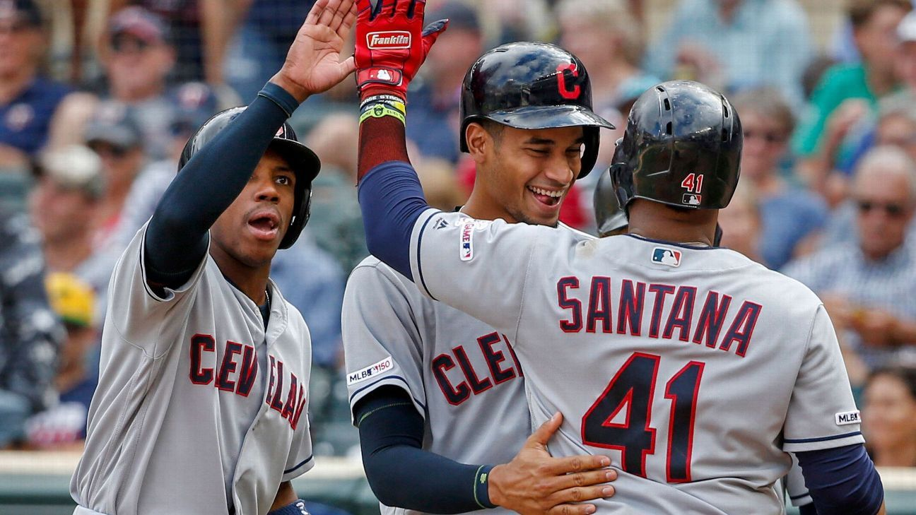 With Indians pulling out all the stops, AL Central race will be epic
