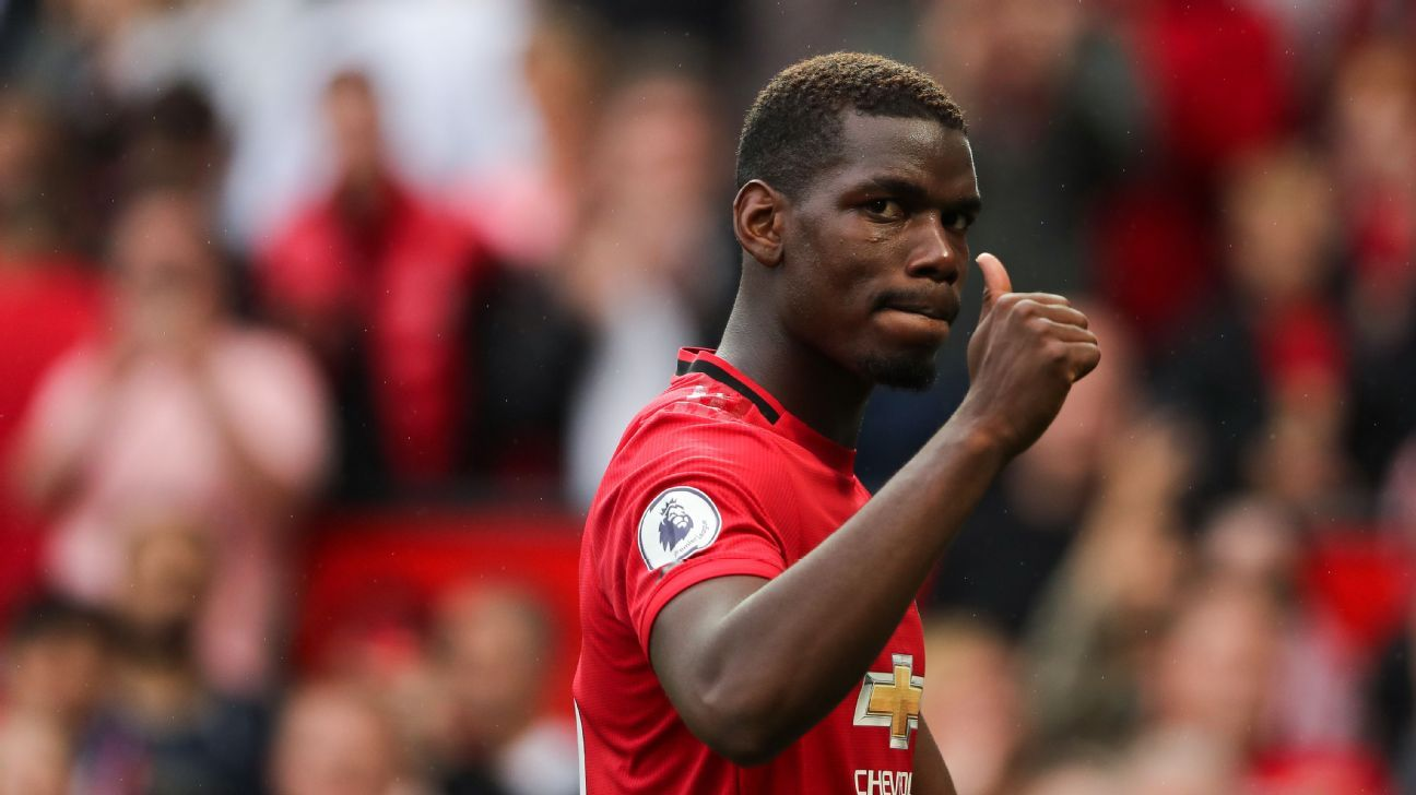 Utd's Mata slams 'cowardly' Pogba racist abuse